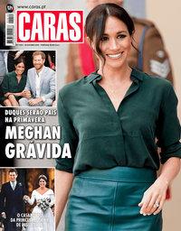 capa Revista Caras de 19 outubro 2018