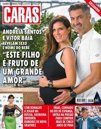 capa Revista Caras de 22 junho 2018