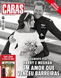 capa Revista Caras de 25 maio 2018