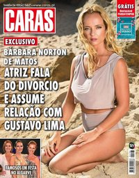 capa Revista Caras de 27 julho 2018