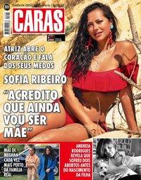 capa Revista Caras de 28 setembro 2018