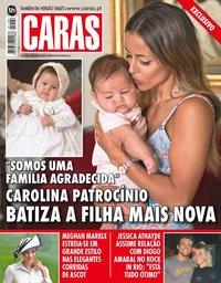 capa Revista Caras de 29 junho 2018