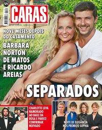 capa Revista Caras de 30 março 2018