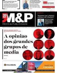 capa Revista Meios e Publicidade de 18 outubro 2018