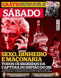 capa Revista Sábado de 2 março 2018