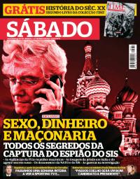 capa Revista Sábado de 3 março 2018
