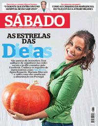 capa Revista Sábado de 5 julho 2018