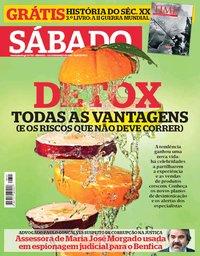 capa Revista Sábado de 8 março 2018