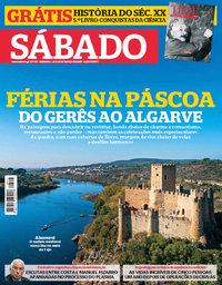capa Revista Sábado de 22 março 2018