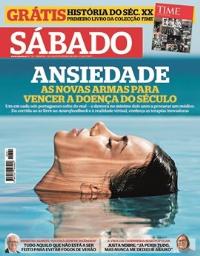 capa Revista Sábado de 23 fevereiro 2018