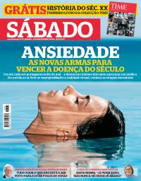 capa Revista Sábado de 24 fevereiro 2018