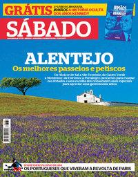 capa Revista Sábado de 26 abril 2018