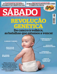 capa Revista Sábado de 29 março 2018