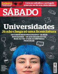 capa Revista Sábado de 31 maio 2018