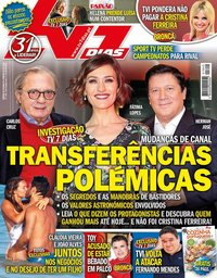 capa TV7 Dias de 2 setembro 2018
