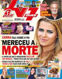 capa TV7 Dias de 4 junho 2018