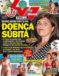 capa TV7 Dias de 5 agosto 2018