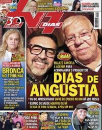 capa TV7 Dias de 8 fevereiro 2018