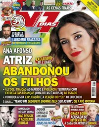 capa TV7 Dias de 9 setembro 2018