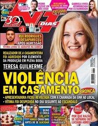 capa TV7 Dias de 11 março 2018