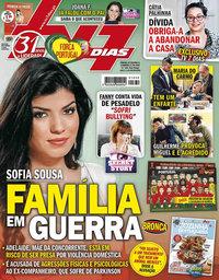 capa TV7 Dias de 11 junho 2018