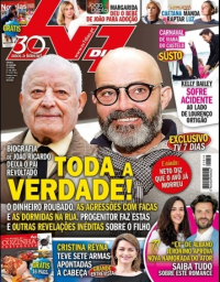 capa TV7 Dias de 20 fevereiro 2018
