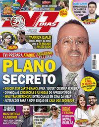 capa TV7 Dias de 23 setembro 2018
