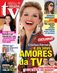 capa TV Mais de 6 novembro 2017