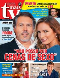 capa TV Mais de 8 fevereiro 2018