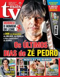 capa TV Mais de 8 dezembro 2017