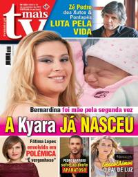 capa TV Mais de 12 novembro 2017