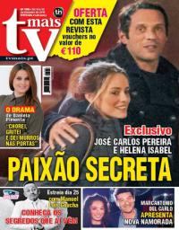 capa TV Mais de 14 fevereiro 2018