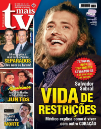 capa TV Mais de 16 dezembro 2017