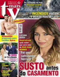 capa TV Mais de 18 outubro 2017