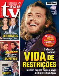 capa TV Mais de 18 dezembro 2017
