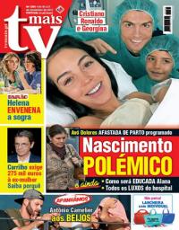 capa TV Mais de 19 novembro 2017