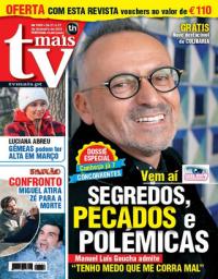 capa TV Mais de 21 fevereiro 2018