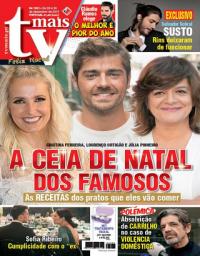 capa TV Mais de 24 dezembro 2017