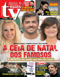 capa TV Mais de 26 dezembro 2017