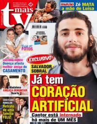 capa TV Mais de 27 outubro 2017