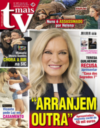 capa TV Mais de 27 novembro 2017