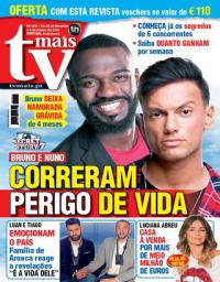 capa TV Mais de 28 fevereiro 2018