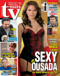 capa TV Mais de 30 novembro 2017