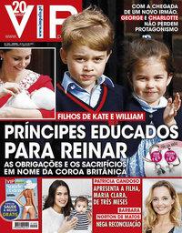 capa VIP de 1 maio 2018