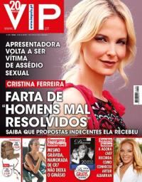 capa VIP de 1 setembro 2017