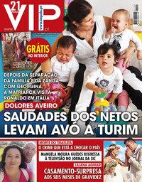 capa VIP de 1 outubro 2018