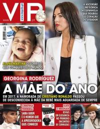 capa VIP de 3 janeiro 2018