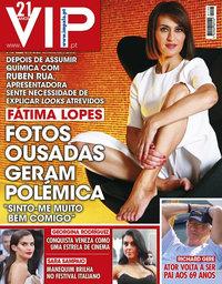 capa VIP de 3 setembro 2018