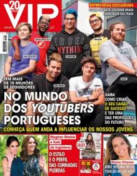 capa VIP de 3 outubro 2017