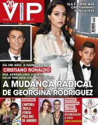 capa VIP de 3 novembro 2017